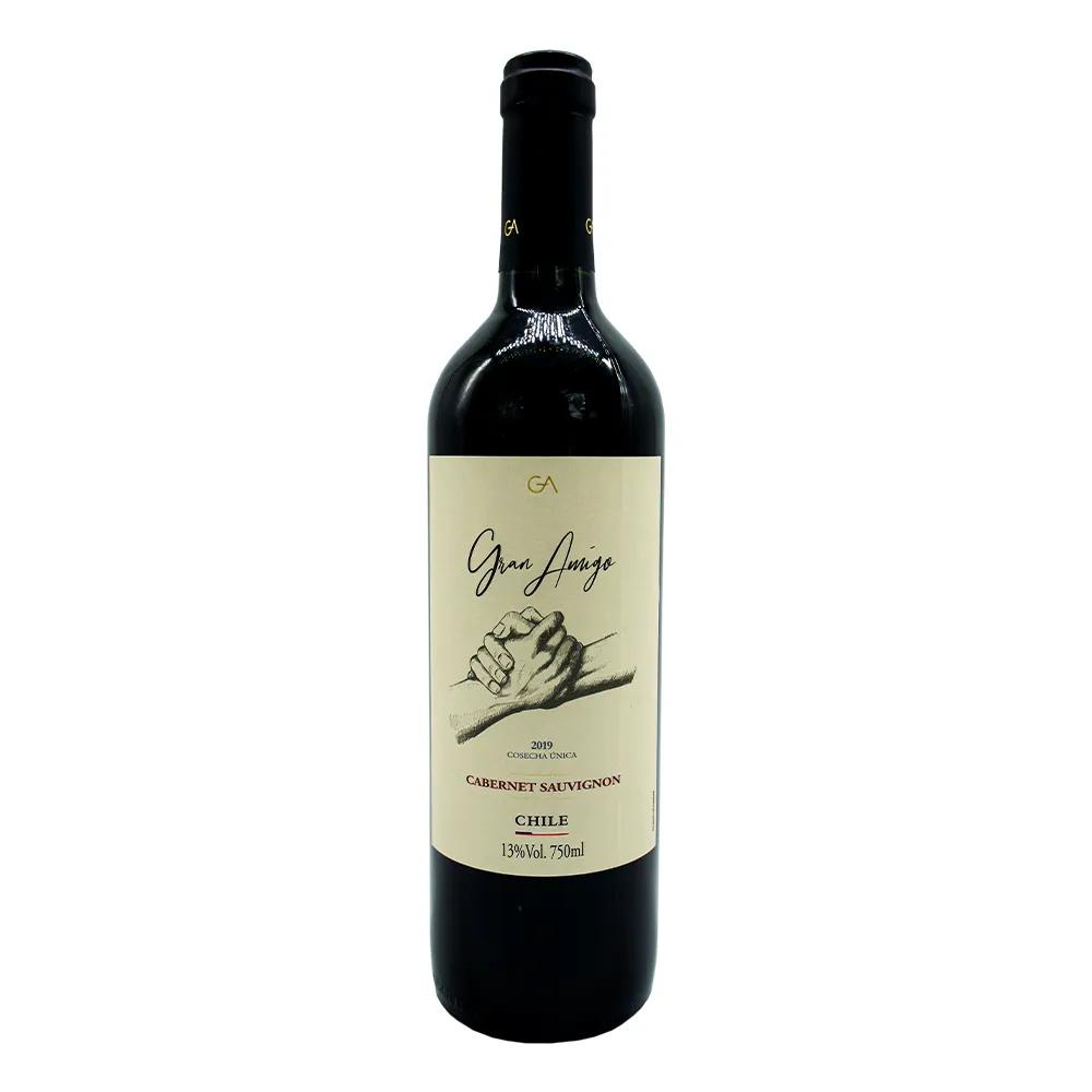 4Un Vinhos Gran Amigo (Cabernet Sauvignon, Caménère, Merlot e Rosé)