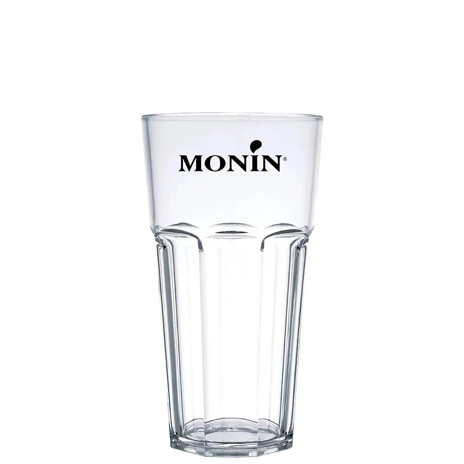 Ministry Silver 700ml, Mini Monin Framboesa 250ml, 6Un Tônica Schweppes 350ml e Copo Monin