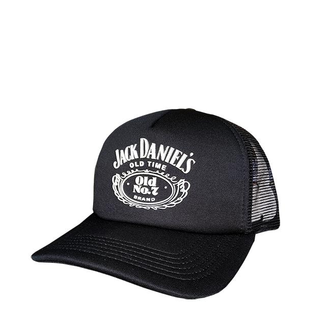 Boné Jack Daniel's Old Nº7 Preto