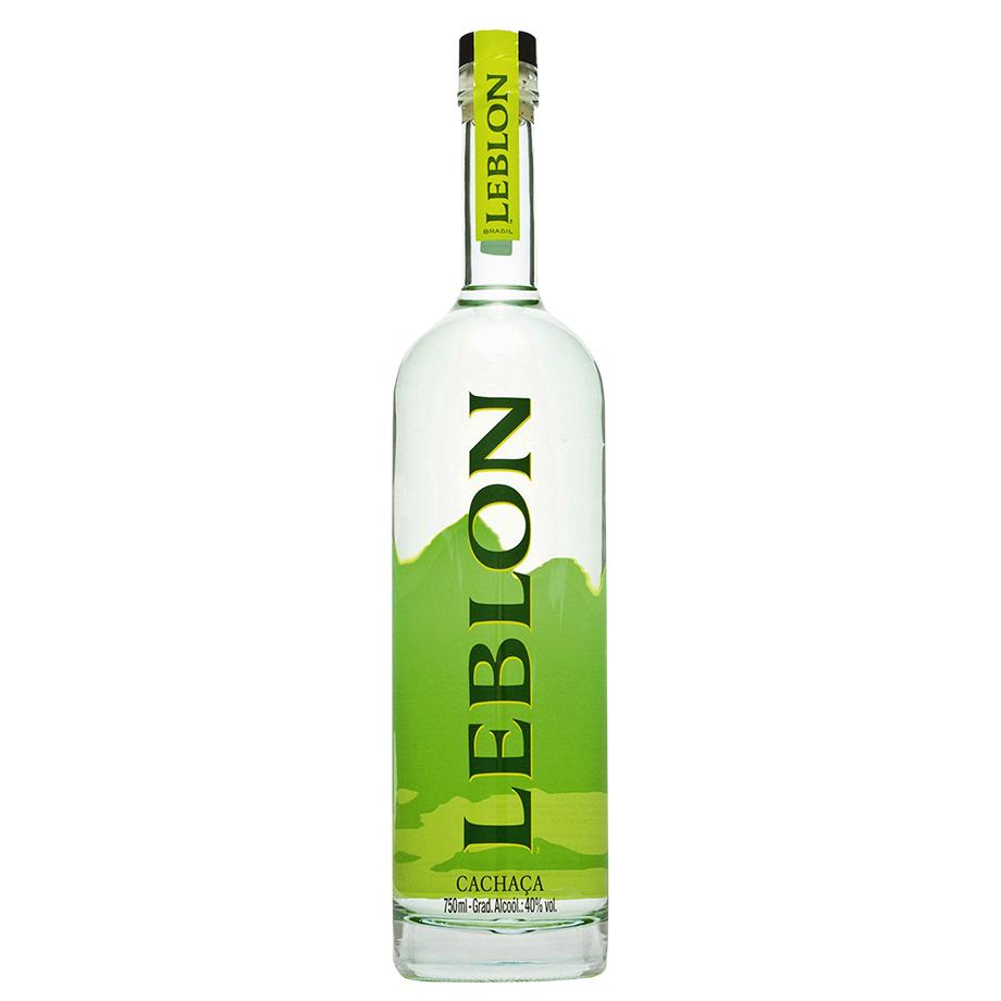 Cachaça Leblon 750ml com Copo para Drink Leblon