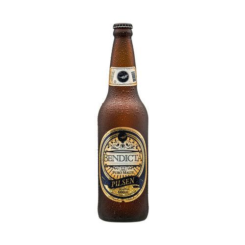 Cerveja Bendicta 600ML