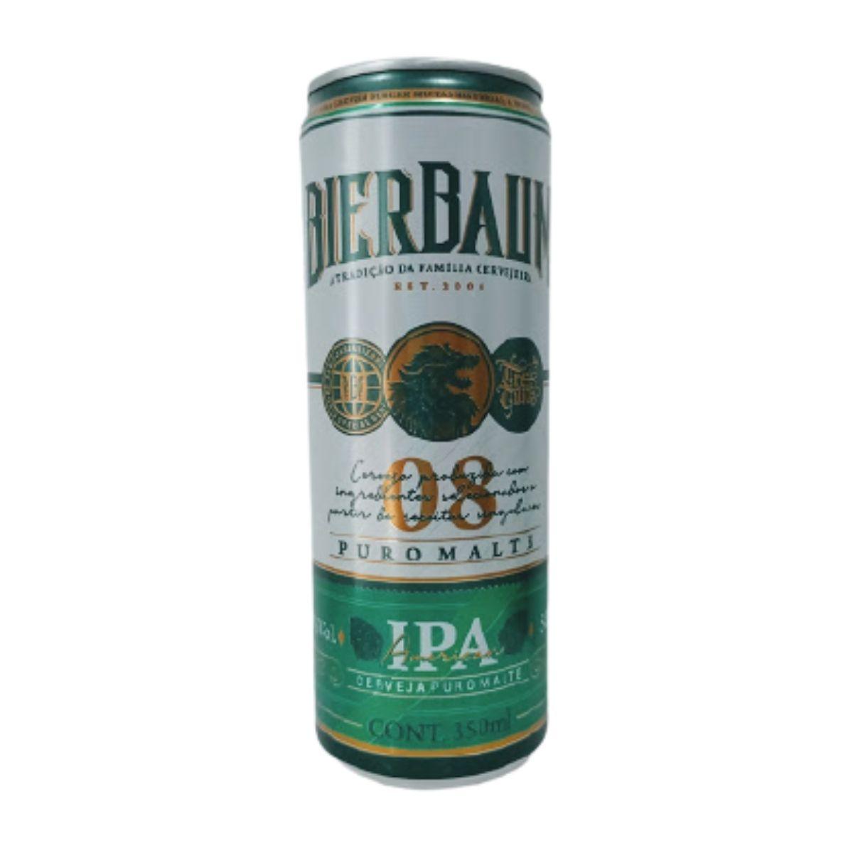 Cerveja Bierbaum IPA 350ml