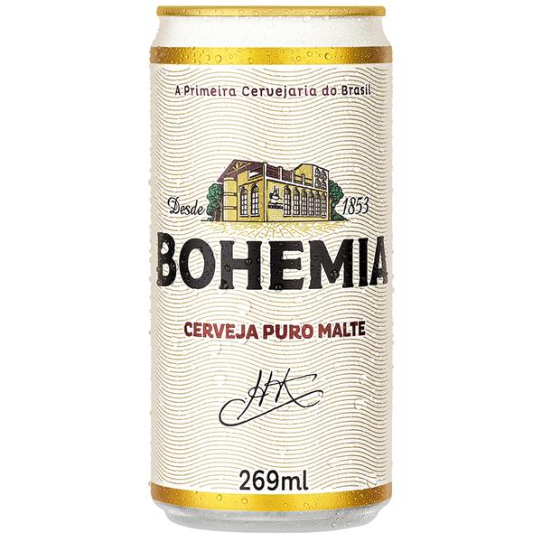 Cerveja Bohemia 269ML