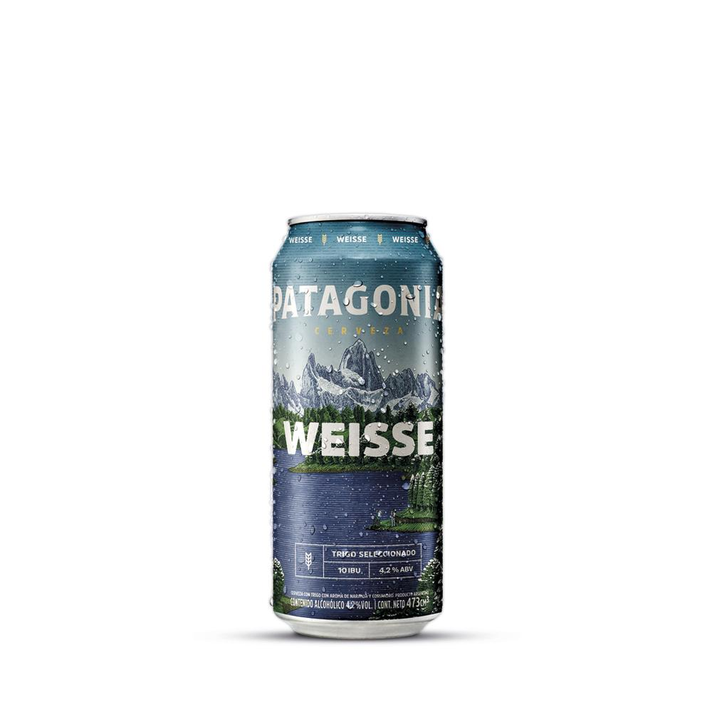 Cerveja Patagonia 473ML