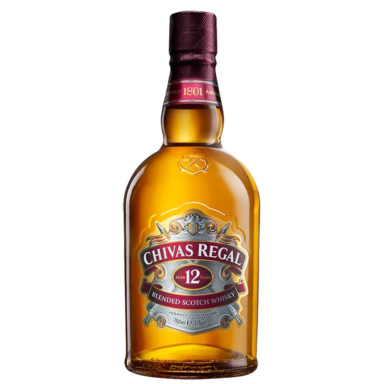 Chivas 12 Anos Whisky 1L