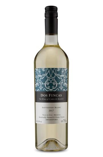 Dos Fincas Sauvignon Blanc 750ml