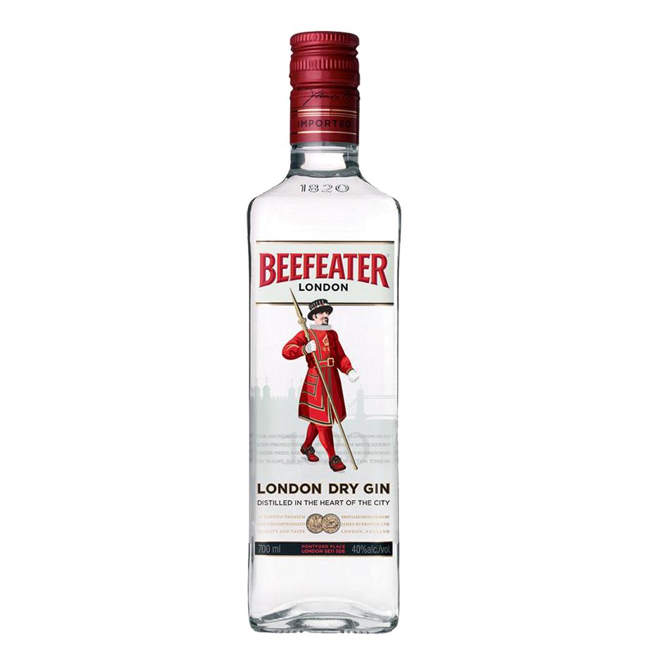 Drink In House - Beefeater 750ml, Monin Maracujá 700,ml, 2un Tônica London Essence Classic, Taça Acrílico Muf's e Dosador