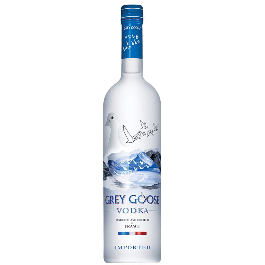 Drink in House - GreyGoose 1,5L, Monin Cereja 700ml, Dosador Monin e 6un Tônica London Essence Classic