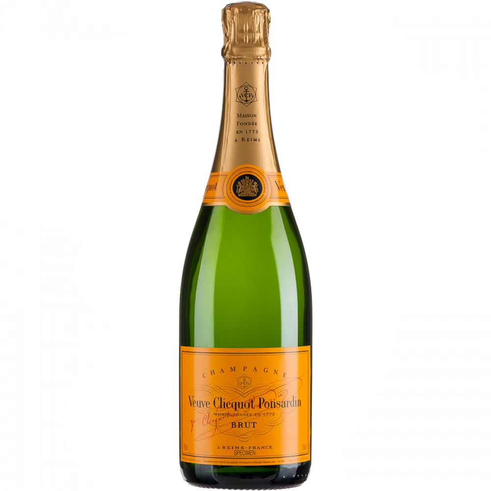 Espumante Veuve Clicquot Brut 750ml