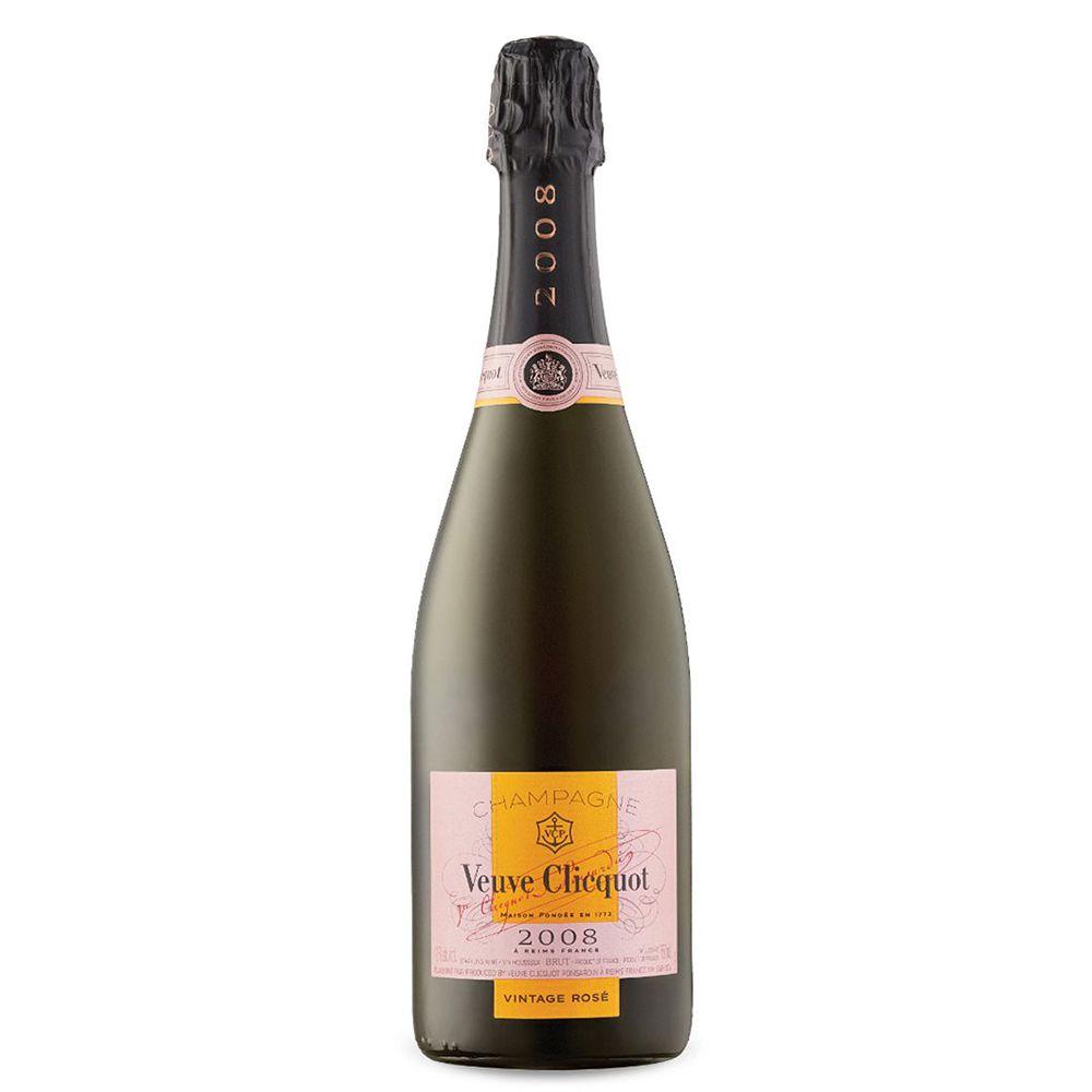 Espumante Veuve Clicquot Rose 750ml