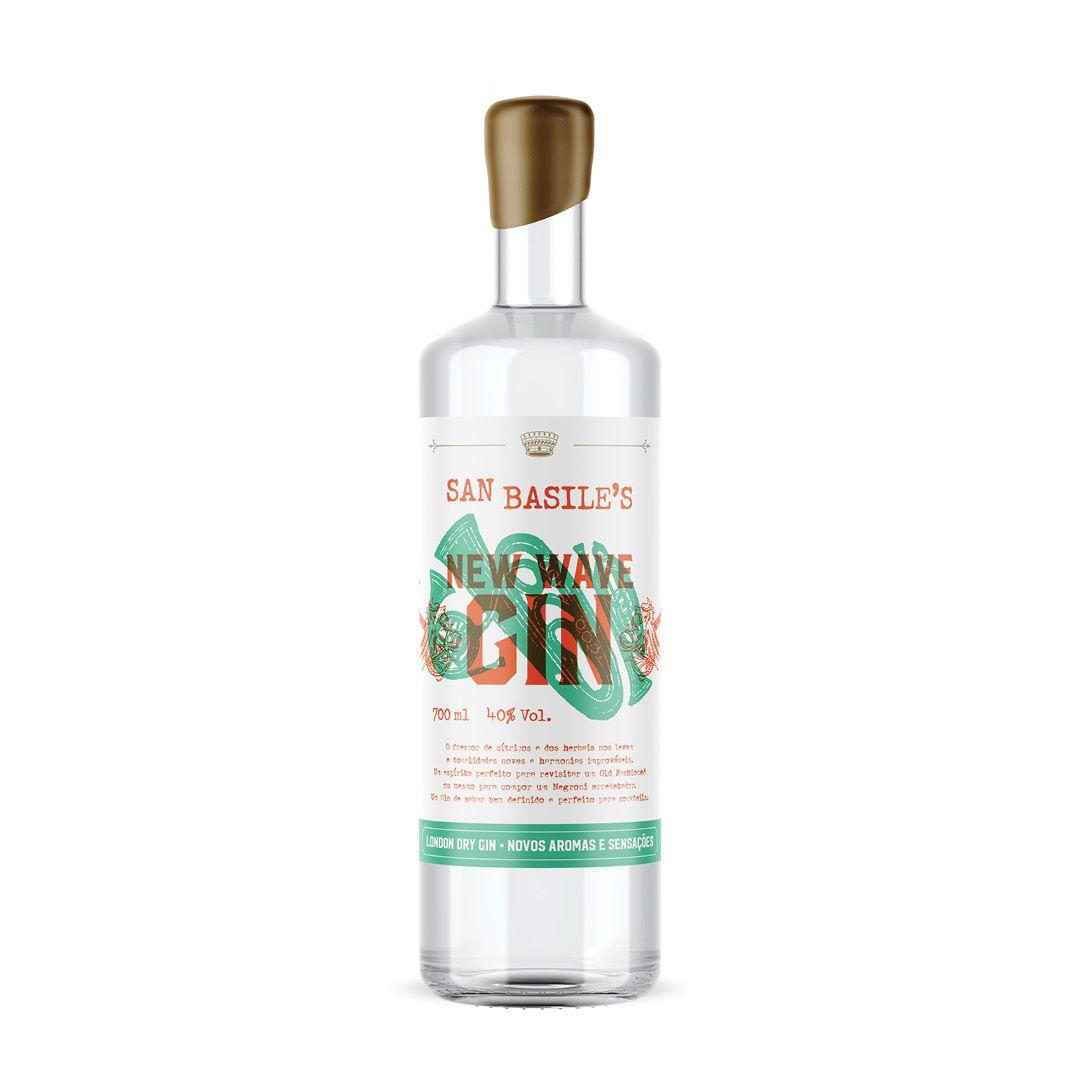 Gin New Wave San Basile 700ML