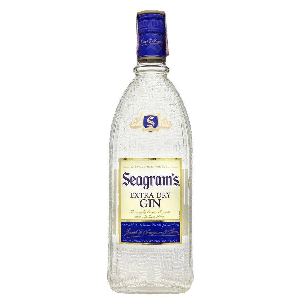 Seagram's Gin Extra Dry Americano 750ml