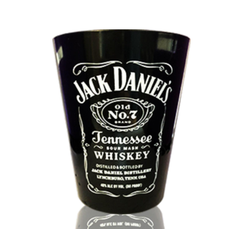 Jack Daniels Old NO.7 1L + Copo Jack Daniel's