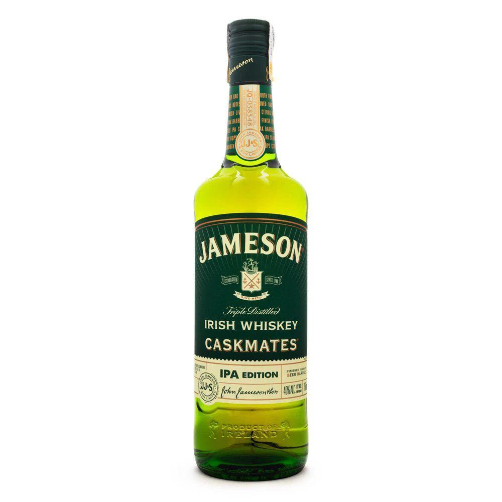 Jameson Caskmates IPA Whisky Irlandês 750ml