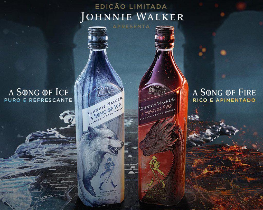 Johnnie Walker A Song of Fire 750ml