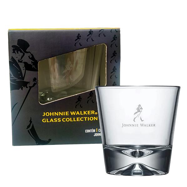 Johnnie Walker White Walker 750ml com Copo Oficial Johnnie Walker 300ml