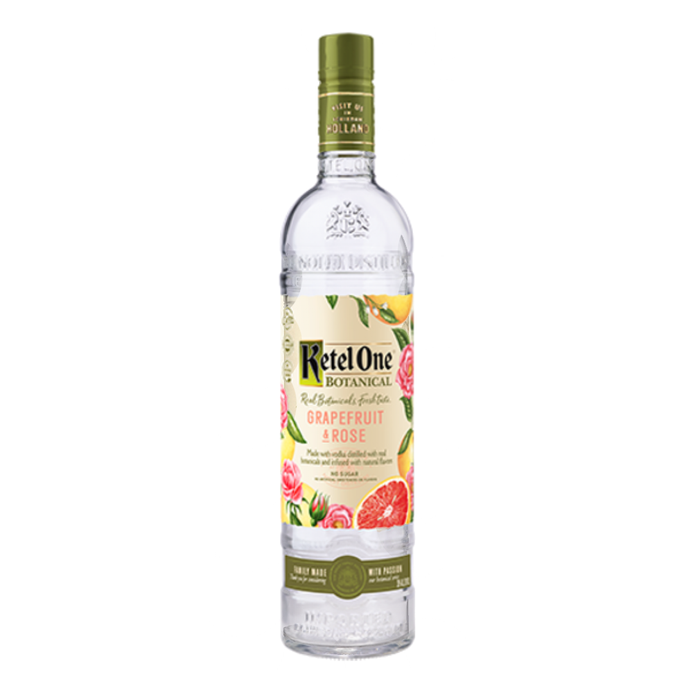 Ketel One Botanical Grapefruit & Rose 750ml