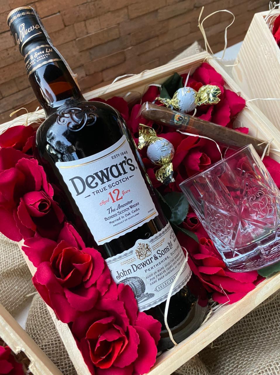 Kit Whisky Dewars