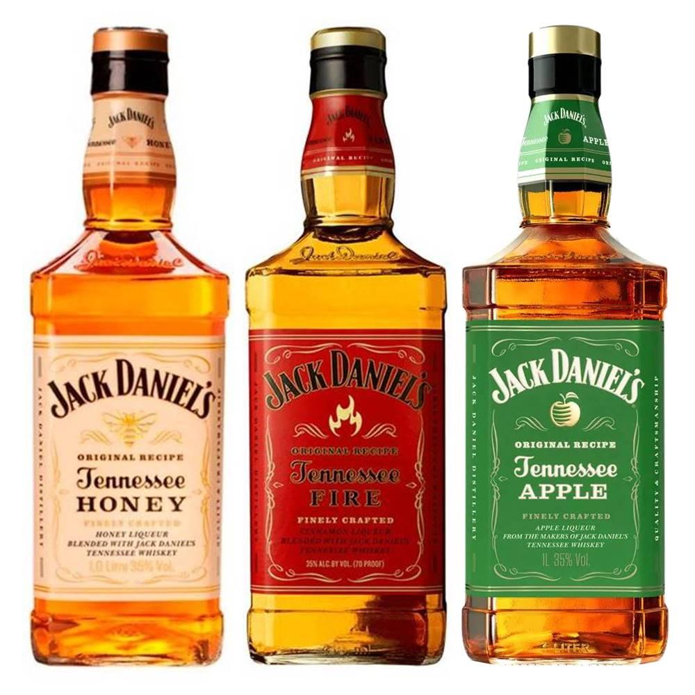 Combo 03 Jack Daniels