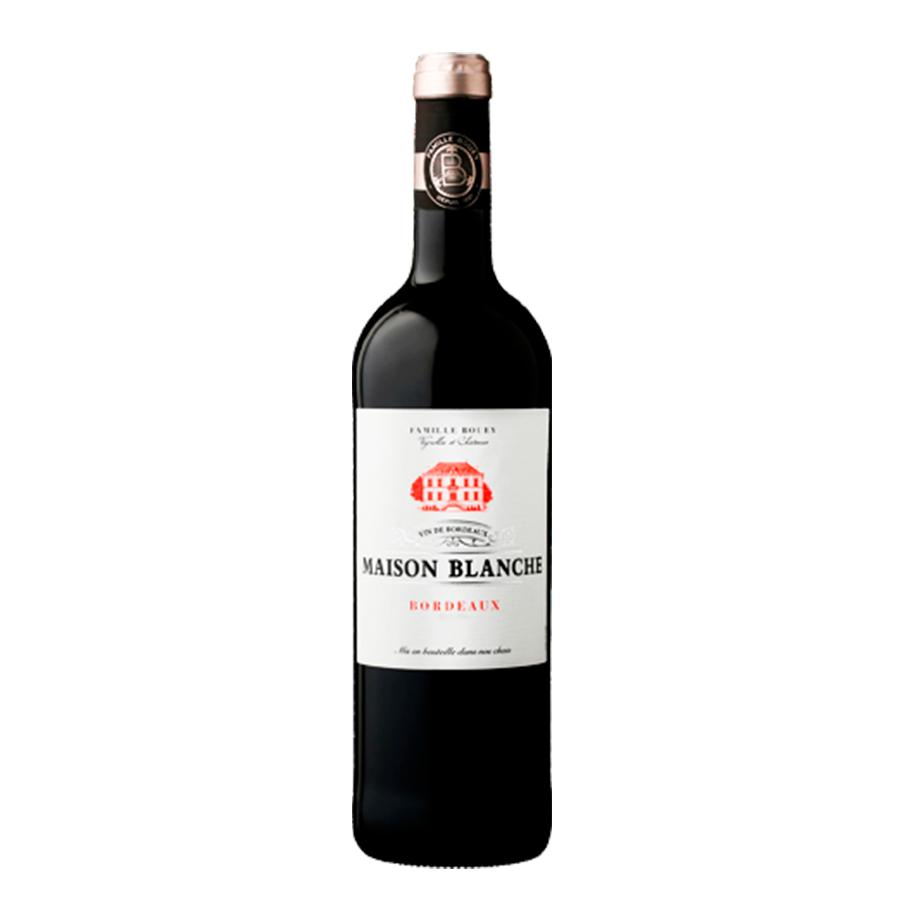 Maison Blanche Rouge Bordeaux AOC 750ml