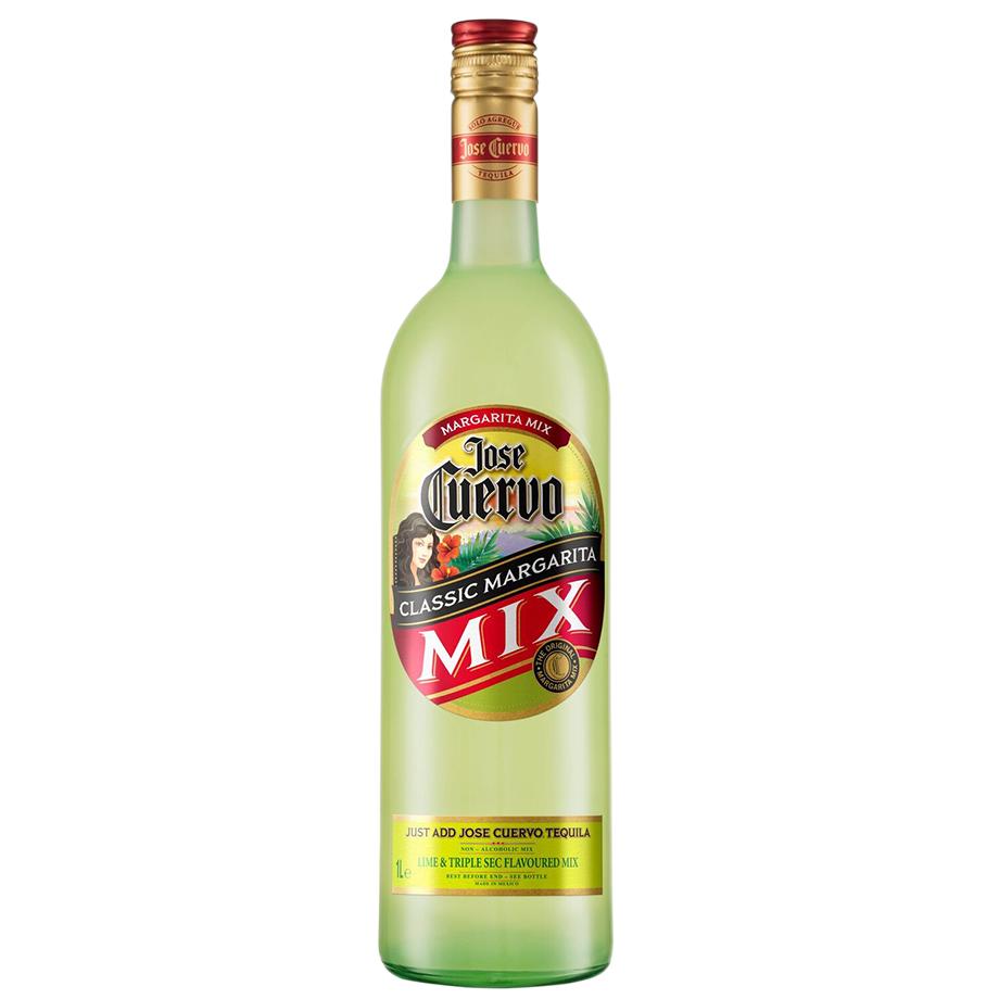 Margarita Mix Limão José Cuervo 1L