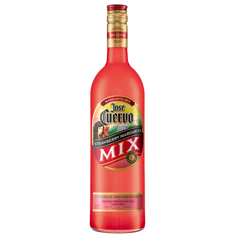 Margarita Mix Morango José Cuervo 1L