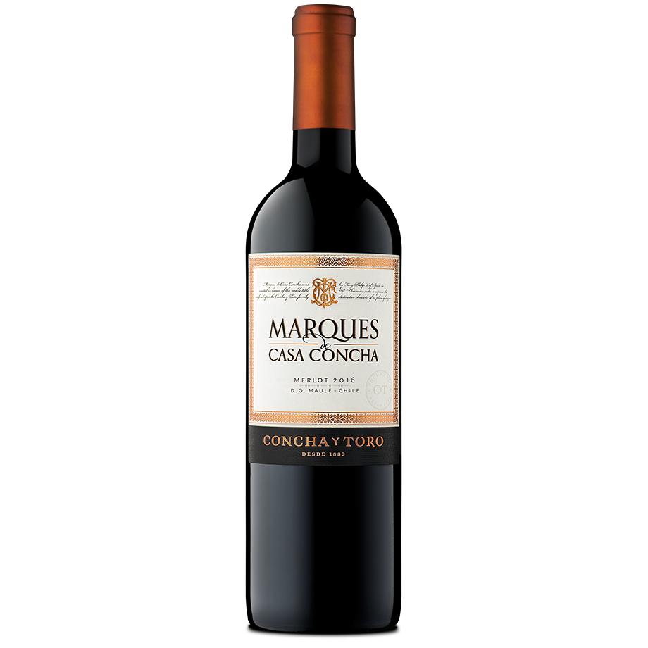 Marques De Casa Concha Merlot 750ml