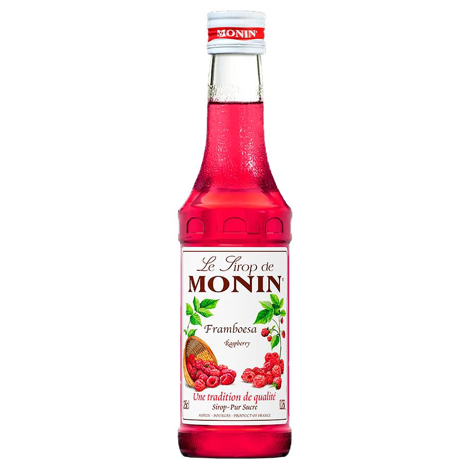 Miniatura Monin Framboesa 250ml