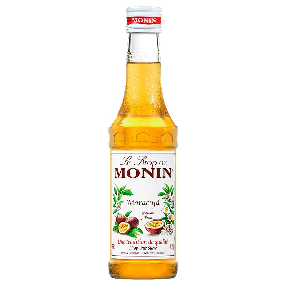 Miniatura Monin Maracujá 250ml