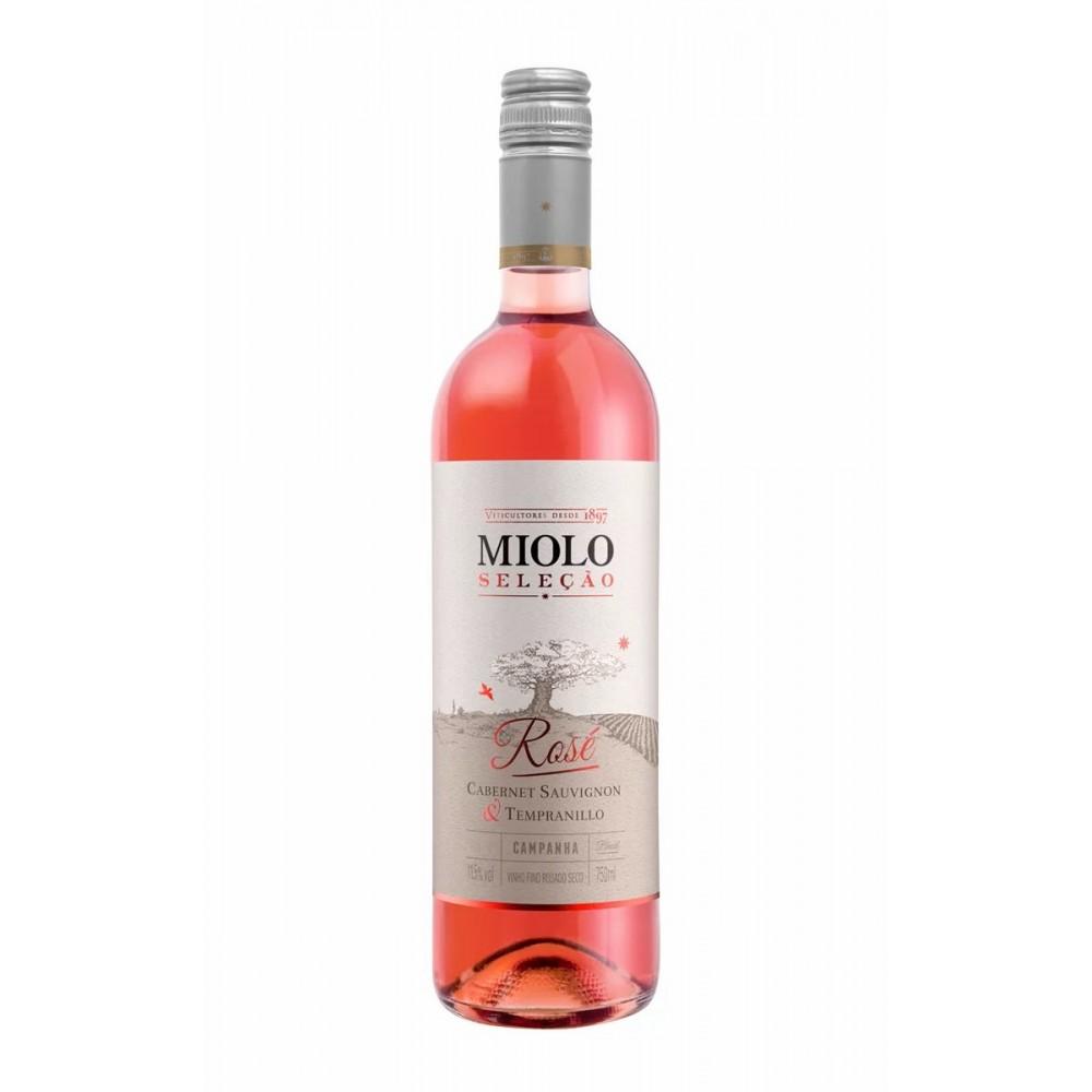 Miolo Seleção Rose  750ml