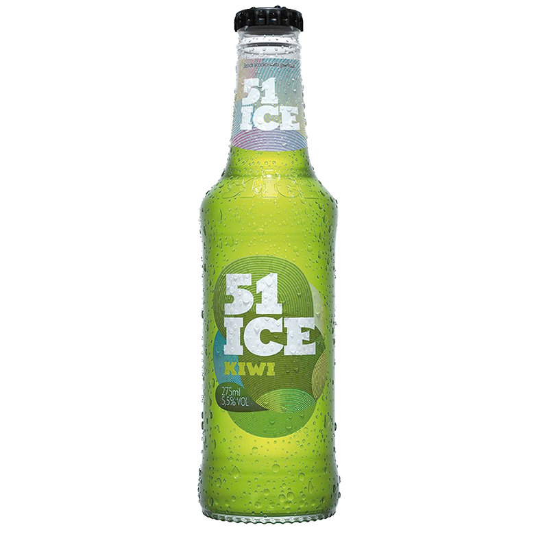 Pack 51 Ice Kiwi 6un x 275ml