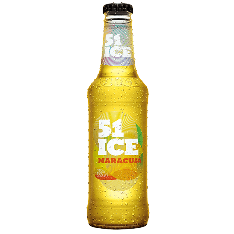 Pack 51 Ice Maracujá 6un x 275ml