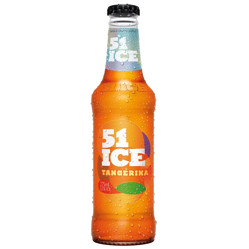 Pack 51 Ice Tangerina 6un x 275ml