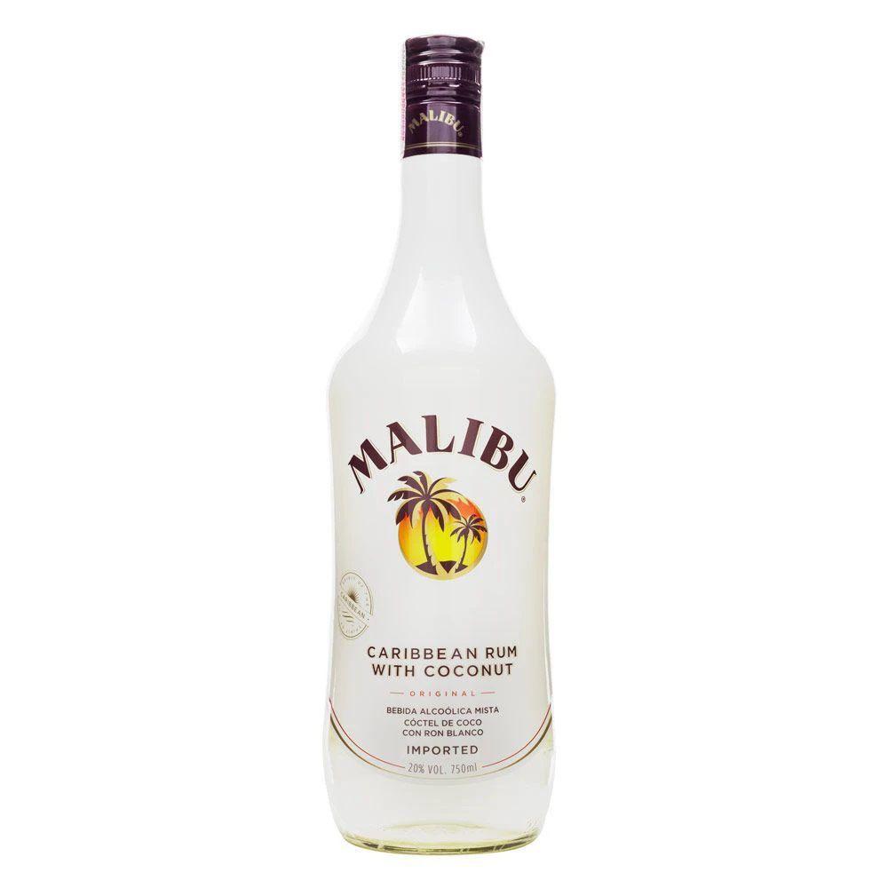 Malibu Rum Caribenho 750ml