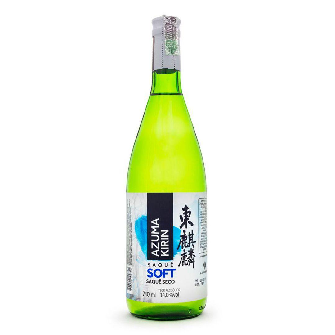 Saque Azuma Kirin Soft 740ml