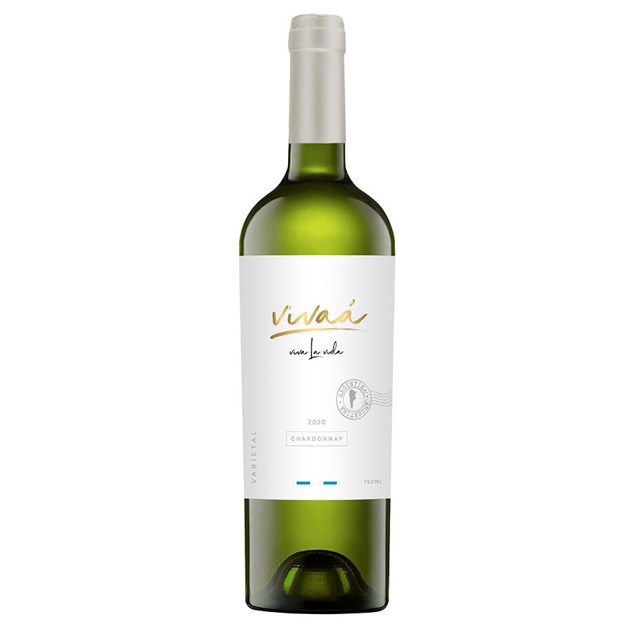 Seleção Vinhos - Vivaá Varietal Malbec 750ml, Vivaá Varietal Malbec Rose 750ml e Vivaá Varietal Chardonnay 750ml