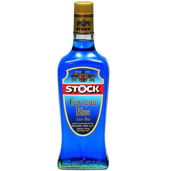 Stock Curacau Blue  720ml