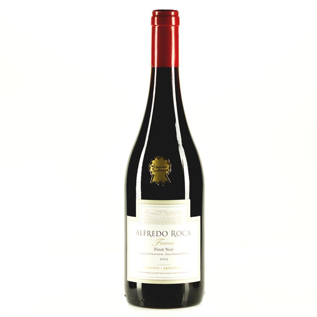 Vinho Alfredo Roca Pinot Noir 750ml