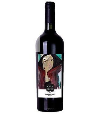 Vinho Casa Grande Cabernet Franc 750ml
