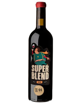 Vinho Casa Grande Super Blend 750ml