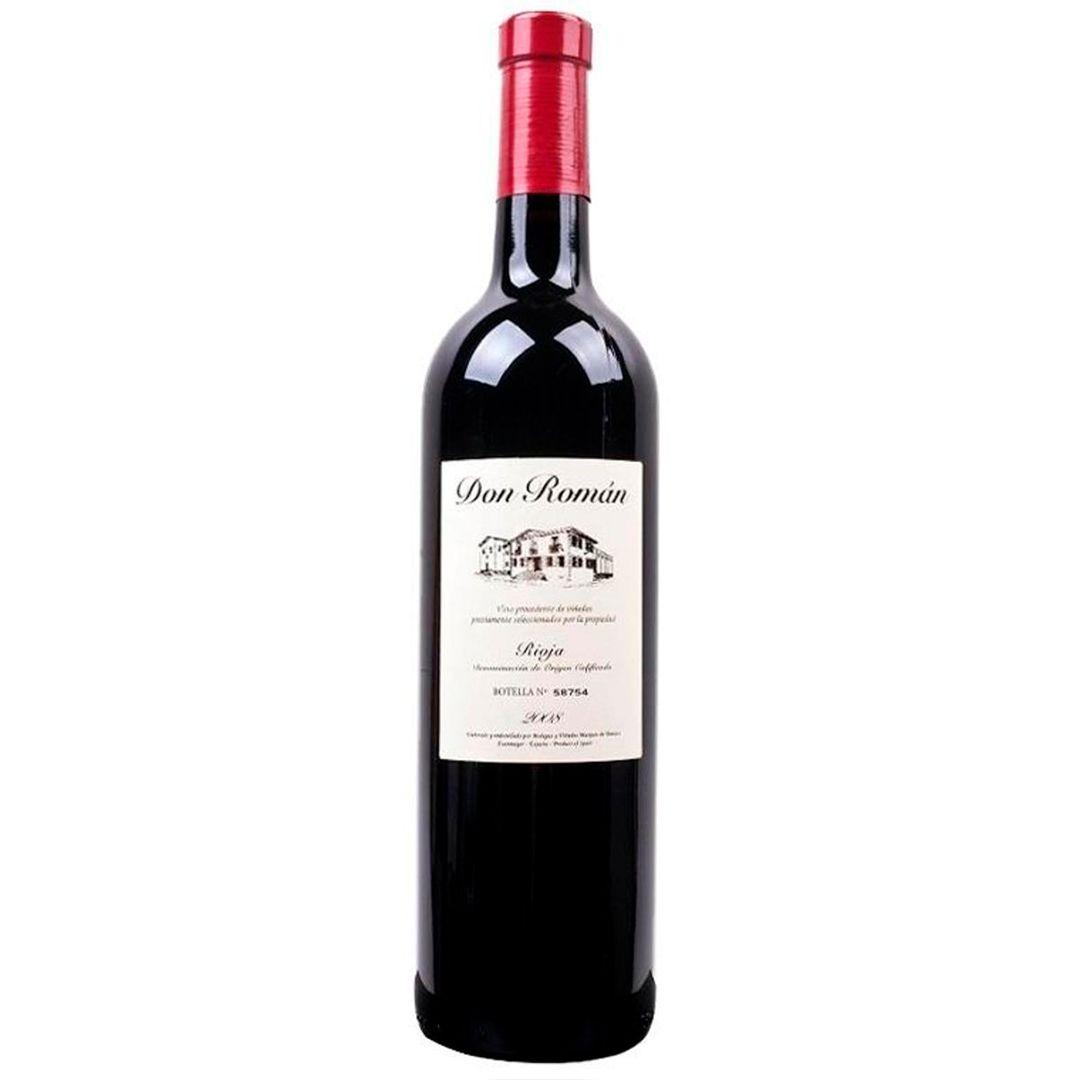 Vinho Don Roman Tinto  750ml