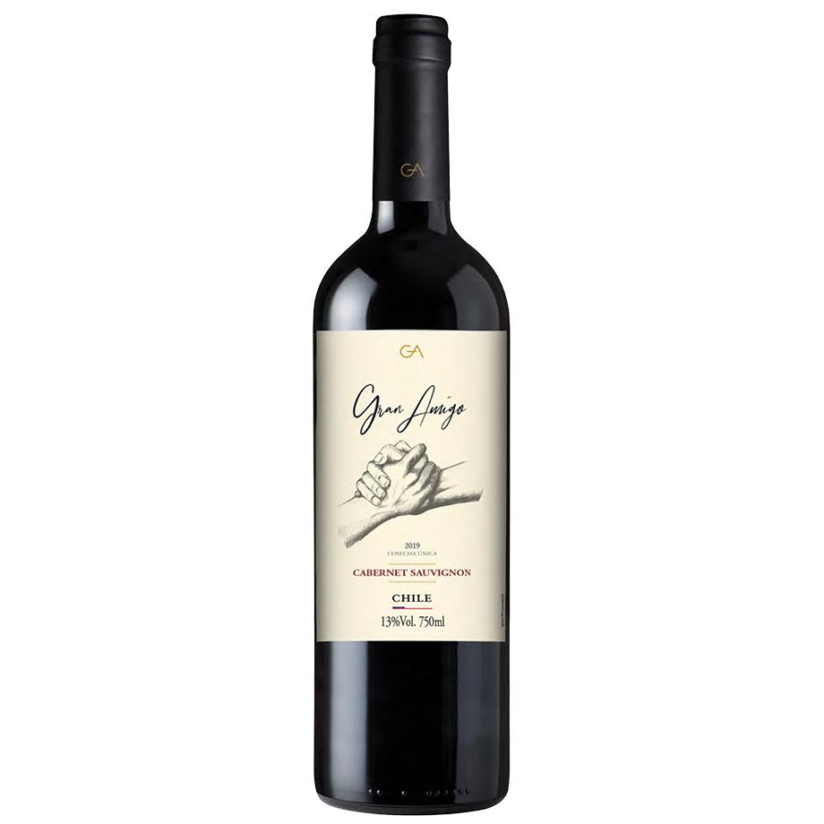 Vinho Gran Amigo Cosecha Única Cabernet Sauvignon 750ml