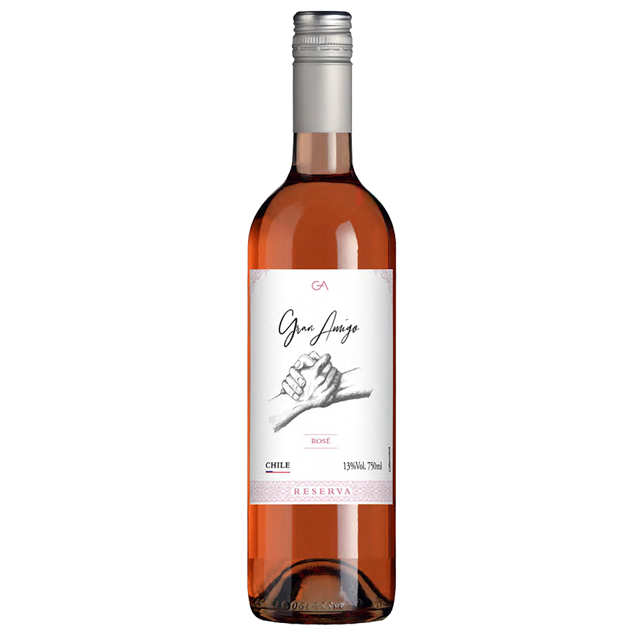 Vinho Gran Amigo Reserva Rosé 750ml