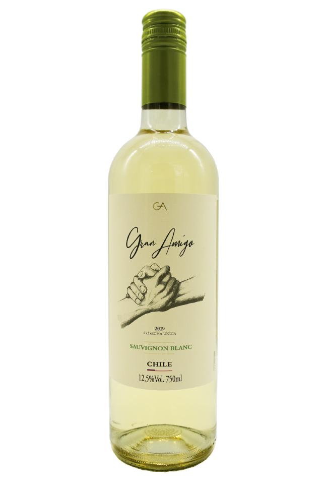 Vinho Gran Amigo Sauvingon Blanc