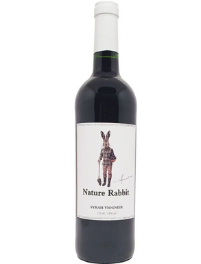 Vinho Nature Rabbit Syrah Viognnier 750ml