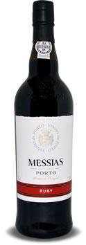 Vinho Porto Messias Ruby 750ml