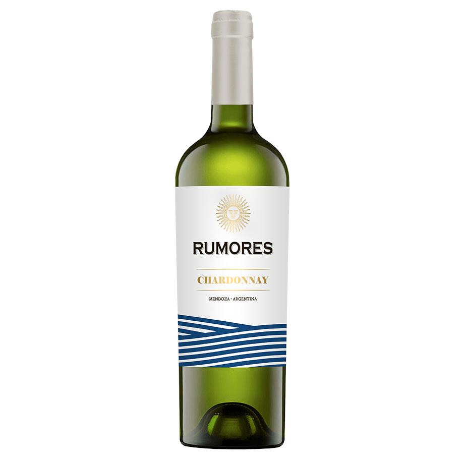 Vinho Rumores Chardonnay 750ml