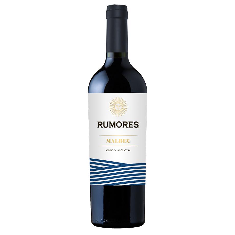 Vinho Rumores Malbec 750ml