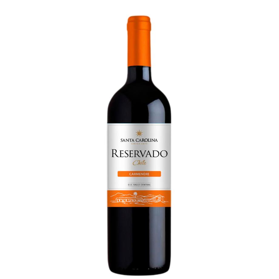 Vinho Santa Carolina Carmenere 750ml