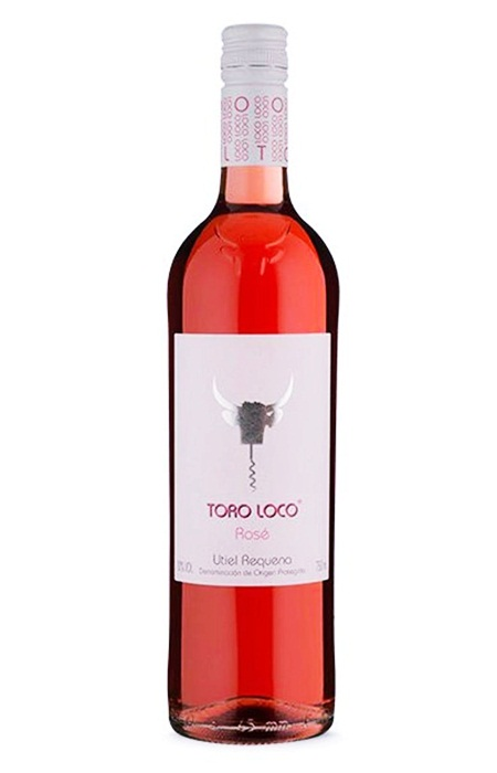 Vinho Toro Loco Rose 750ml